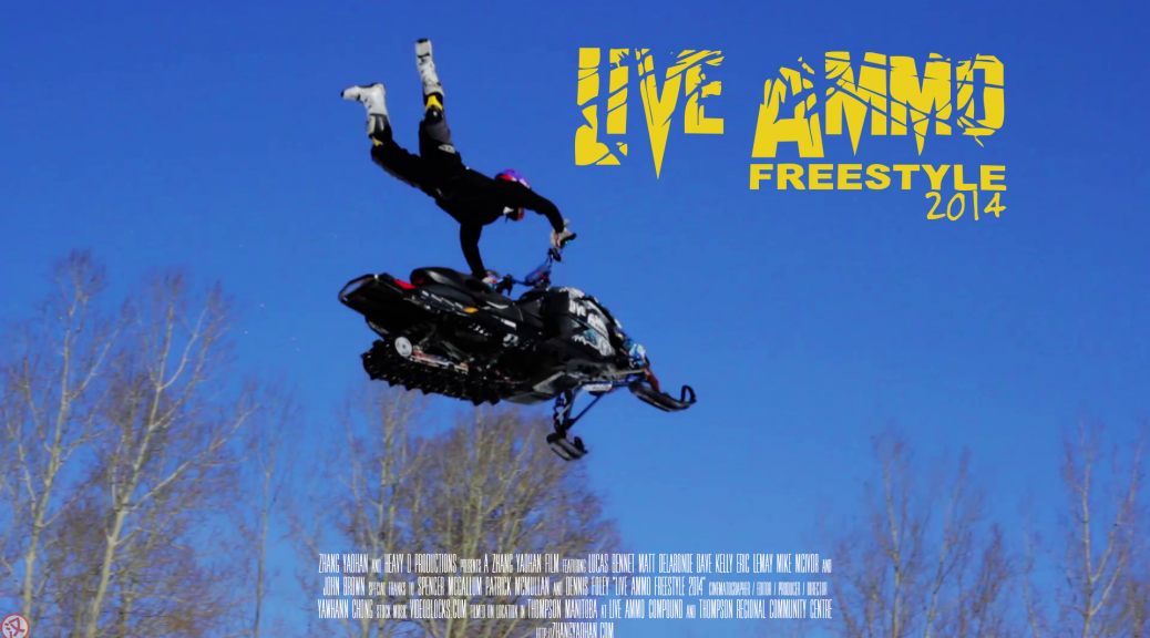 Live Ammo Freestyle 2014 Banner