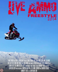 Live Ammo Freestyle 2014 Poster
