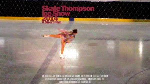 Skate Thompson Ice Show 2014 - A Short Film Banner