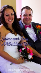 Jaime and Joey - A Wedding Film Poster